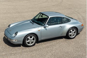 Porsche 993 Carrera 2 Tiptronic Coupe '96