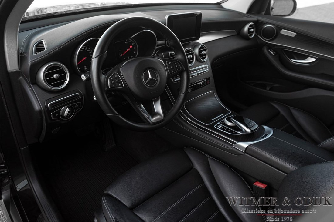 Interieur Mercedes Benz 250 GLC 4-MATIC '15 38.000km €44.950,-