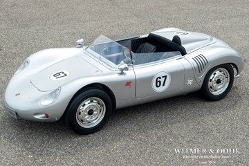 Porsche 718 RSK '74 Recreation €36.950,-