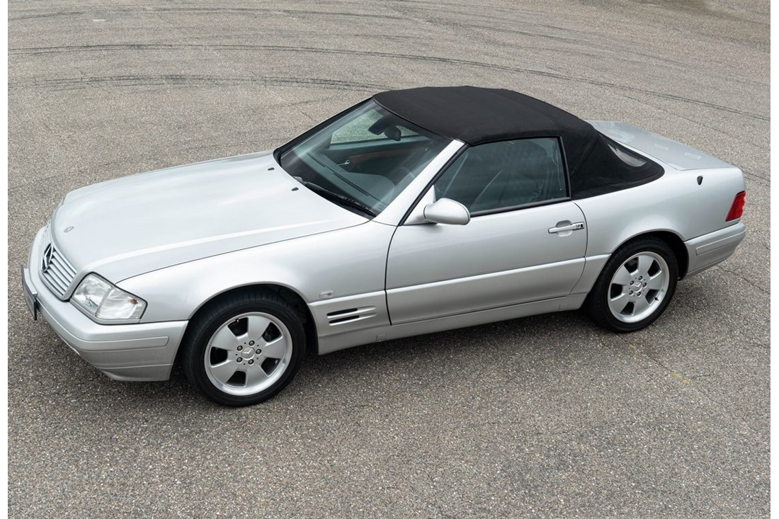 Te koop: Mercedes Benz 320SL R129 Final Edition '99 55.000km €29.950,-