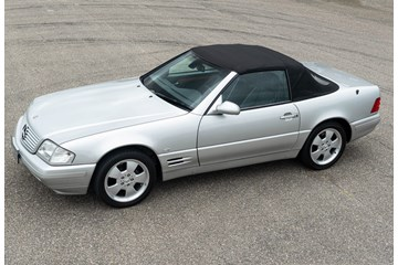 Mercedes Benz 320SL R129 Final Edition '99 55.000km