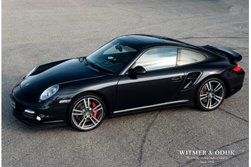 Porsche 997 Turbo Coupe PDK '10 87.000km €89.997.-