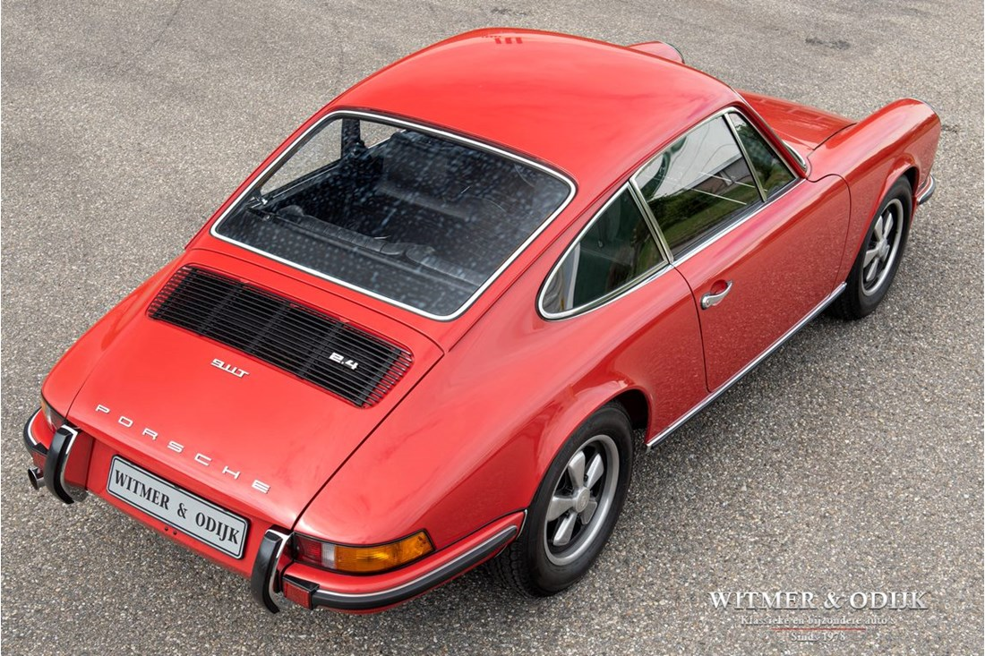 Exterieur Porsche 911 2.4 T CIS Coupe '73 Matching numbers, first paint €89.911,-