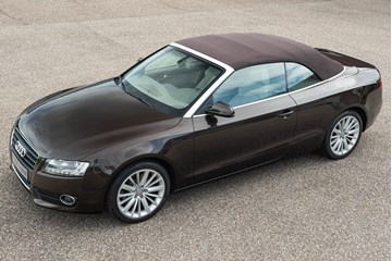 Audi A5 Cabriolet 2.0TFSI Pro-line Automatic, heated seats and headrests '10 61.000km