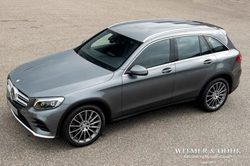 Mercedes Benz GLC 250 4-matic '16 45.000km