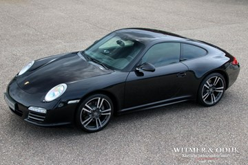 Porsche 997 Carrera 4 PDK Coupe Wide-body '09