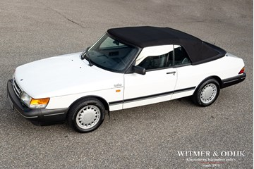 Saab 900 Cabriolet Full Turbo '87 106.000km