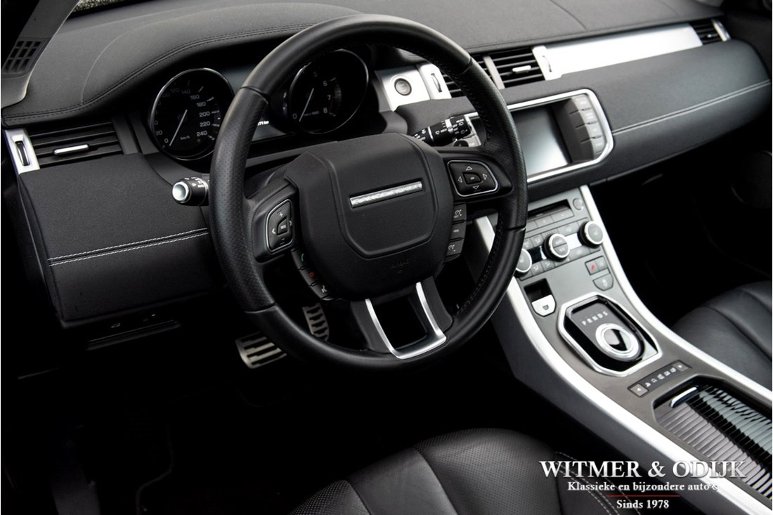 Interieur Land Rover Evoque Prestige 4WD black-pack '15 25.000km