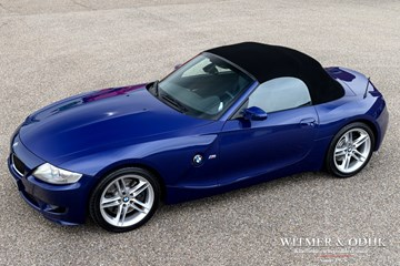 BMW Z4 M roadster '06 90.000km €39.950,-