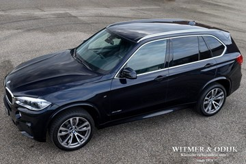BMW X5 3.5i X-Drive M-Sport High Executive '15 117.000km