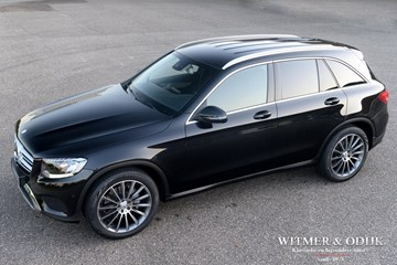 Mercedes Benz 250 GLC 4-MATIC Luxury line '15 29.000km 1st owner. €43.950,-