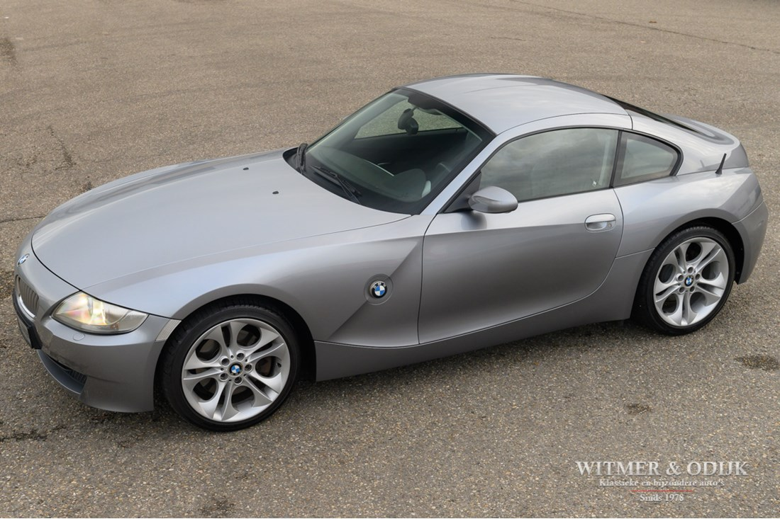 Te koop: BMW Z4 3.0Si Coupe Manual '06 115.000km €22.950,-