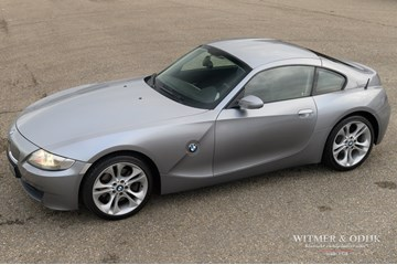 BMW Z4 3.0Si Coupe Manual '06 115.000km €22.950,-