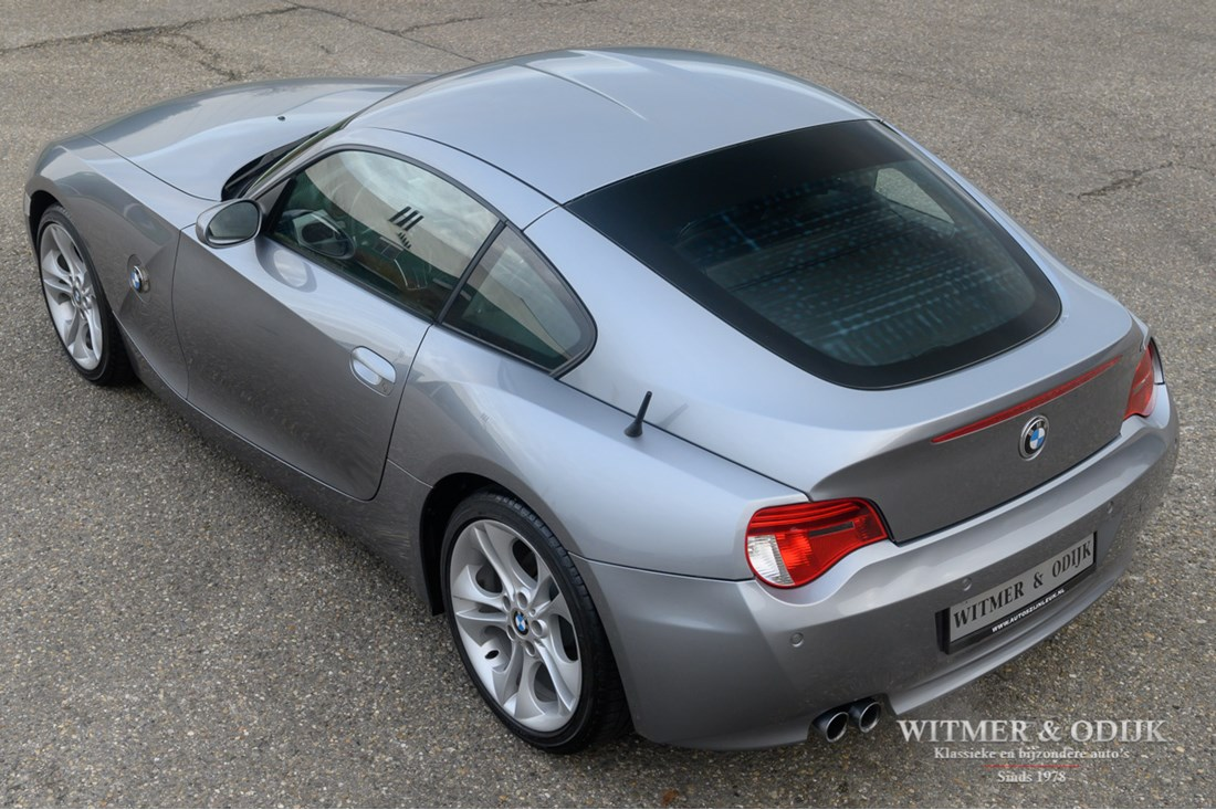 Exterieur BMW Z4 3.0Si Coupe Manual '06 115.000km €22.950,-