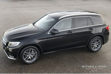 Mercedes Benz 250 GLC 4-MATIC AMG-Line '15 47.000km
