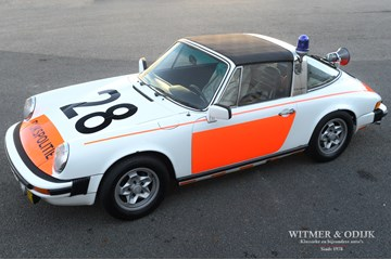 Porsche 911 2.7 Targa Rijkspolitie (Dutch National Police) Alex 28 '76