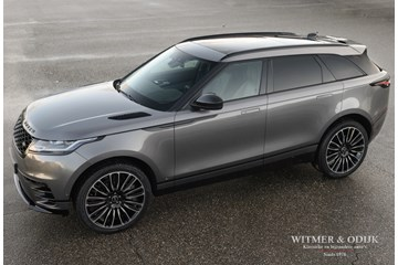 Range Rover Velar 250 R-Dynamics Black Pack '19 1.643km €79.950,- incl. btw