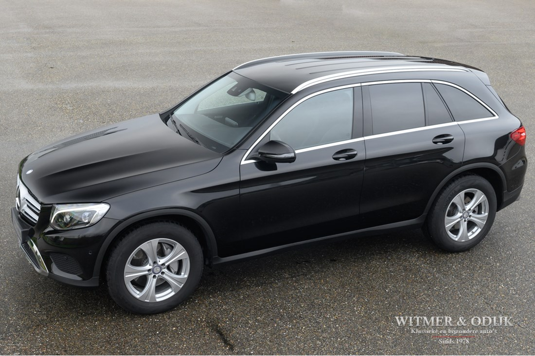 Te koop: Mercedes Benz 250 GLC 4-MATIC Luxury Line '16 33.000km