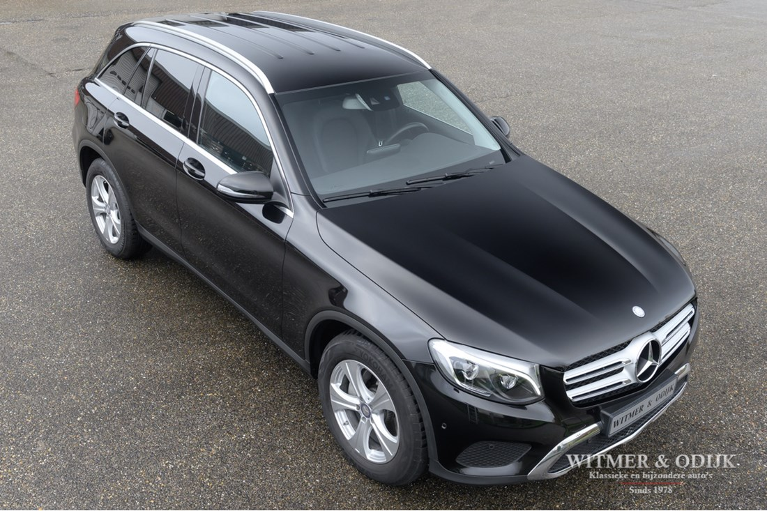 Exterieur Mercedes Benz 250 GLC 4-MATIC Luxury Line '16 33.000km