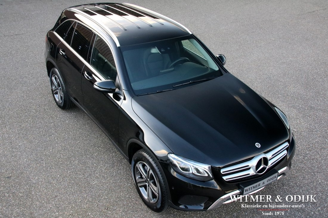 Exterieur Mercedes Benz 250 GLC 4-MATIC '17 15.000km €42.950,-