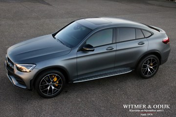 Mercedes Benz GLC Coupe AMG-line nieuwste model '19 €69.950,- incl. btw