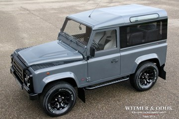 Land Rover Defender Regeneration Benzine '97/'18 €29.950,-