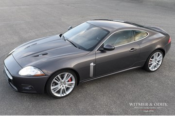 Jaguar XK-R Supercharged Coupe NL-auto 69.000km '08