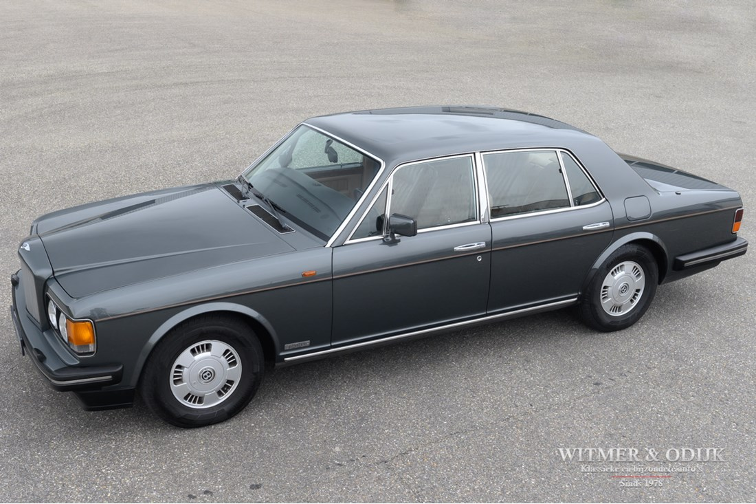 Te koop: Bentley Brooklands '94 topconditie 106.000km €19.950,-