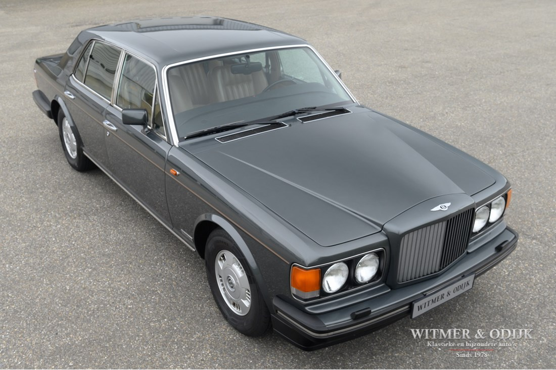 Exterieur Bentley Brooklands '94 topconditie 106.000km €19.950,-