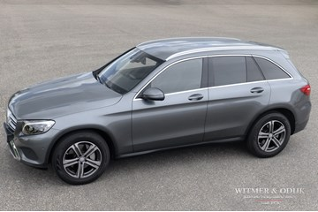 Mercedes Benz 250 GLC 4-MATIC '16 41.000km