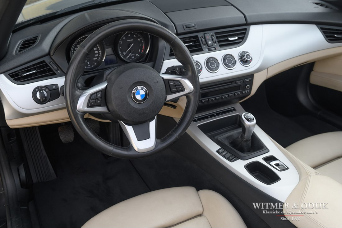 Interieur BMW Z4 Roadster 2.3i sDrive Manual '09 €18.950,-