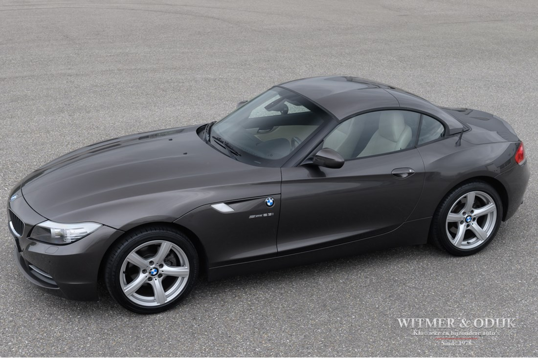 Te koop: BMW Z4 Roadster 2.3i sDrive Manual '09 €18.950,-