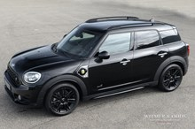 Mini Countryman Cooper SE All4 Plug-in hybrid '17 31.000km
