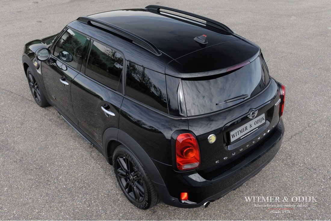 Exterieur Mini Countryman Cooper SE All4 Plug-in hybrid '17 31.000km €32.950,-