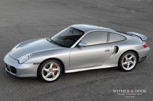 Porsche 996 Turbo Coupe Manual '03 49.000km
