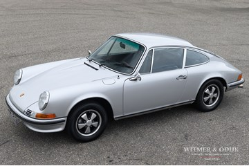 Porsche 911E Coupe Sportomatic '70 €69.911,-