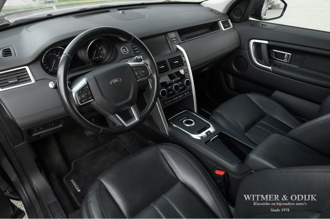 Interieur Land Rover Discovery Sport HSE '15 97.000km