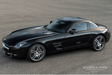 Mercedes Benz SLS Coupe 6.3 AMG '11 51.000km
