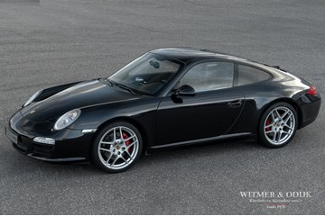 Porsche 997 Carrera S Coupe PDK '08 NL-auto alle opties €56.997,-