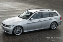 BMW 335i Touring Executive Automaat '08