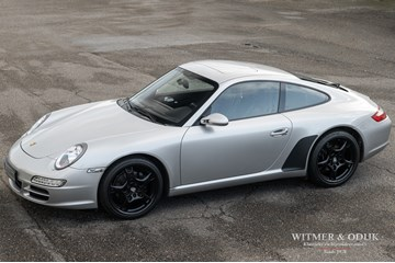 Porsche 997 Carrera 2 Coupe Tiptronic '05 71.000km €39.997,-