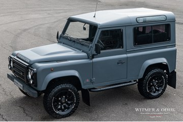 Land Rover Defender Regeneration Benzine '97/'18