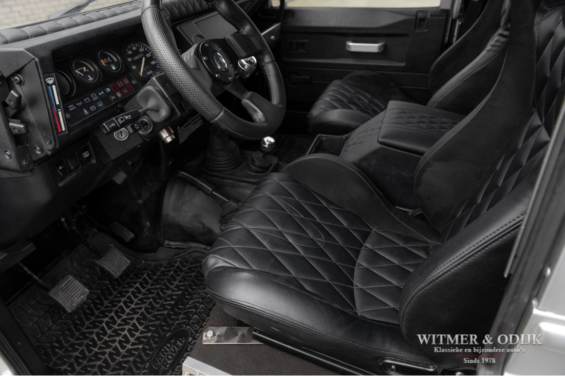 Interieur Land Rover Defender Benzine '98