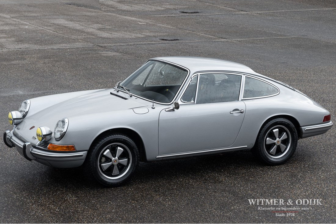 Te koop: Porsche 911 Coupe Short Wheel Base 210hp Upgraded engine '67 €99.911,- matching numbers