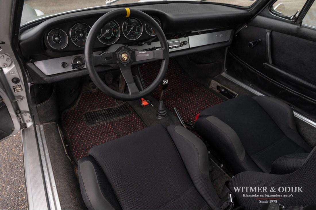 Interieur Porsche 911 Coupe Short Wheel Base 210hp Upgraded engine '67 €99.911,- matching numbers