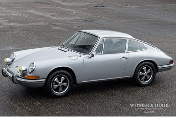 Porsche 911 Coupe Short Wheel Base 210bhp Upgraded engine '67 €99.911,- matching numbers