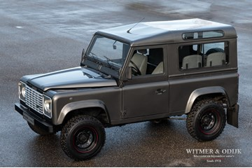 Land Rover Defender Benzine Turbo '95 €29.950,-