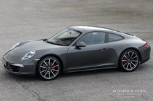Porsche 991 Carrera 4S PDK Coupe '12 alle opties 81.000km