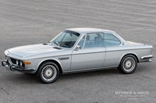 BMW CS (I) Manual '71 - 1A Zustand €49.950,-