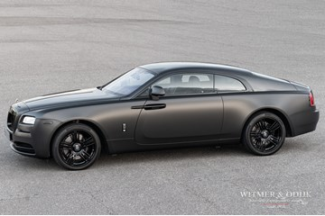 Rolls Royce Wraith '14 9.700km €169.950,- Two Tone One Off